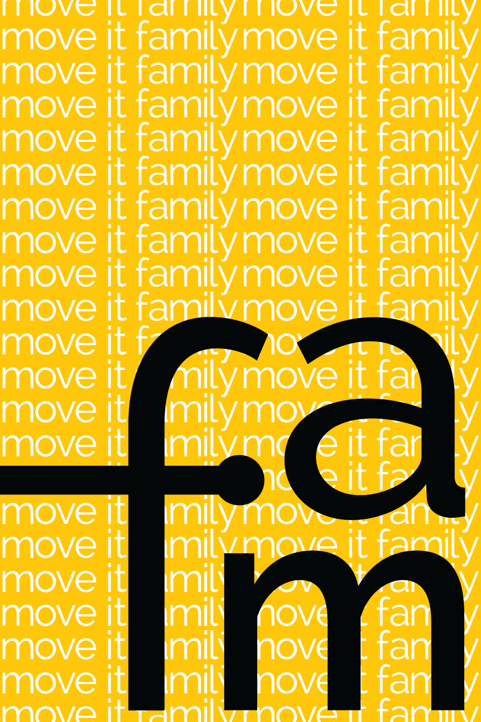 Move it Studio Barre Fitness Lancaster Pennsylvania Ballet Studio Lititz Family typography